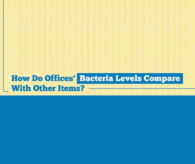 The Top Bacteria Hotspots in Your Home & Office
