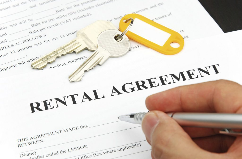tenant contract