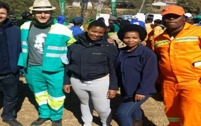 Greening Alexandra for Mandela Day