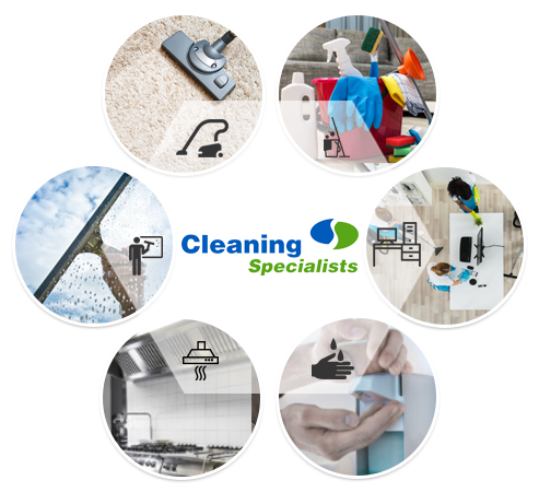 The Specialists - Cleaning Services