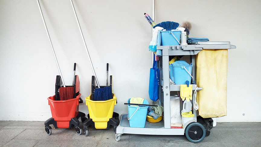 General Cleaning | Green Cleaning Solutions | The Specialists