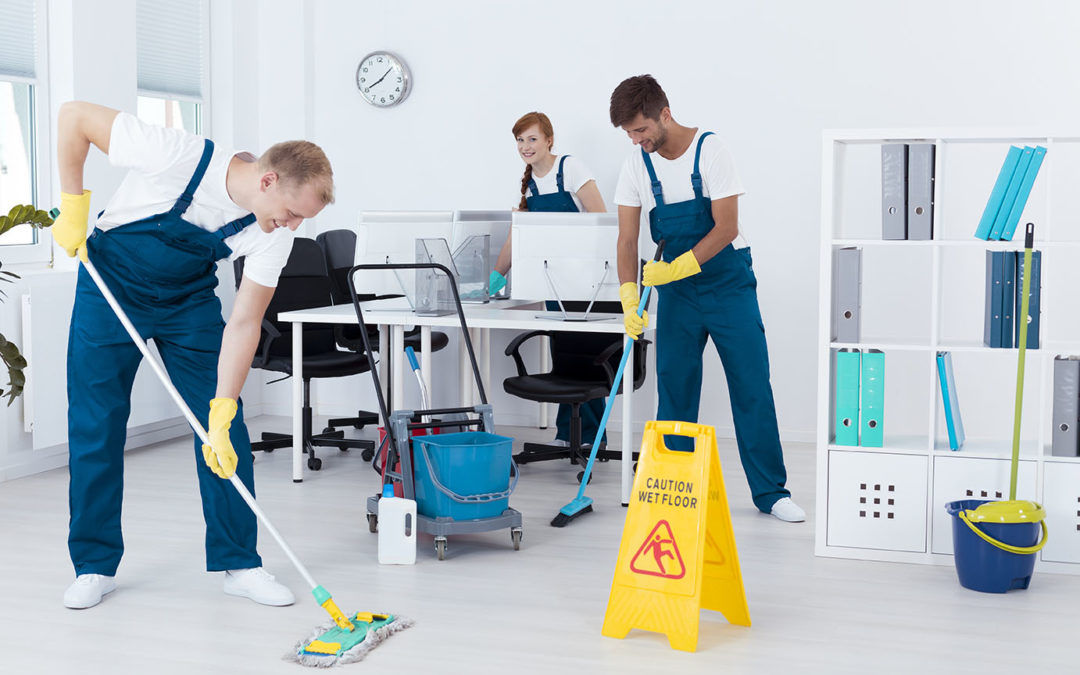 5 Reasons to Deep Clean Your Office Before the Holidays
