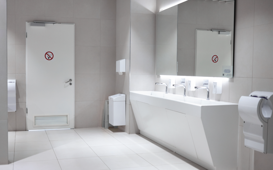 7 Steps to Better Commercial Washroom Hygiene