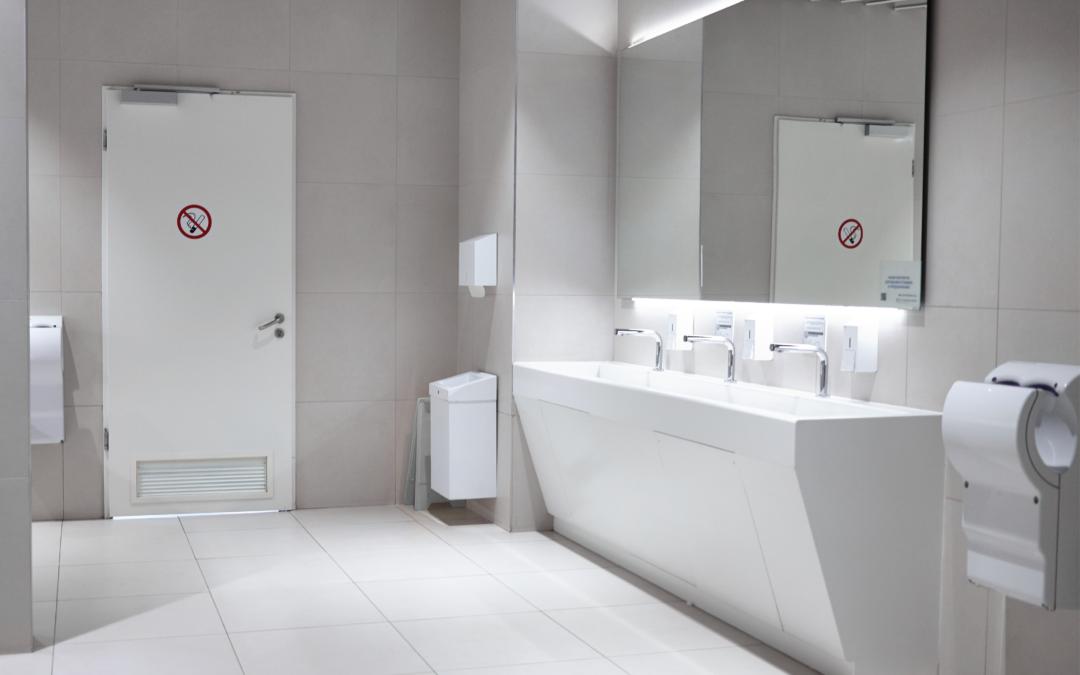 7 Steps to Better Commercial Washroom Hygiene